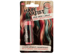 Hair Artist Red Hair Chalk