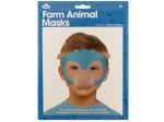 3D Farm Animal Face Masks