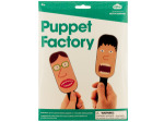 Puppet Factory Paddle Puppet Making Kit