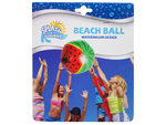 "13"" watermelon beach ball"