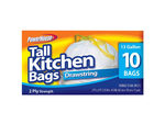Tall Kitchen Drawstring Bags Set