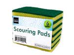 Sponge Scouring Pads