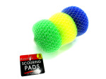 Kitchen scouring pads