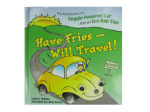 """Have Fries -- Will Travel""! children's book"