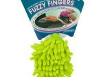 Green Fuzzy Fingers Mini Microfiber Mitt