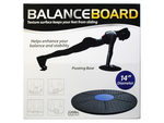 Balance Board Exercise Platform 2 Asst Colors