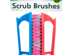Scrub Brush Set