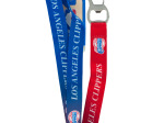 Los Angeles Clippers Bottle Opener Lanyard