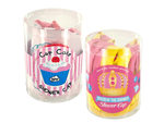 Cupcake & Queen Novelty Shower Cap
