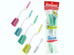 Bottle And Nipple Brush, Pack Of 2