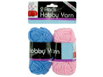 Hobby Yarn Pastel Colors Set