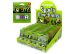 Sports Keychains Counter Top Display