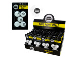 Pittsburgh Ping Pong Ball Display
