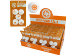 Texas Ping Pong Ball Countertop Display