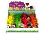 Flower Bottle Stopper Counter Top Display