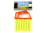 7 roller washable blind cleaner