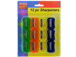 12 Pack Of Pencil Sharpeners