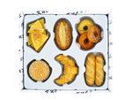 Decorative Bakery Magnets Set