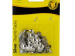 Silver Metal Thumb Tacks