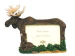 Mother Moose & Calf Photo Frame