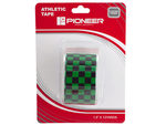 Pioneer Green Checkered Athletic Tape