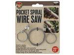 Pocket Spiral Wire Saw