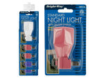 Standard Night Light with Rotary Shade Clip Strip