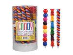 Candy Shape Pens Countertop Display