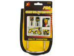 Canvas Tool Belt Hook Accessory
