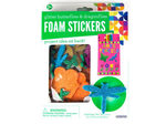 Glitter Butterflies & Dragonflies Craft Foam Stickers