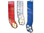 Patriotic Firecracker Bursts Hanging Party Decorations