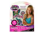 Shimmer & Sparkle Gem Tattoos