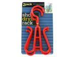 2 Pack shoe drying rack (assorted colors)