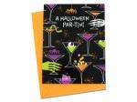 "Halloween ""Par-Tini"" invitations"
