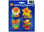 Teddy bear magnet set