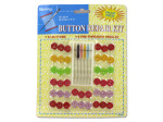Button repair kit