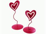 Sweetheart tea light candle stand set