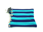 blue zipper pouch 13712