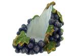 grapes wine holder 39852