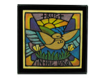 folkart wall sign 12438