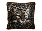 leopard accent pllw 14290
