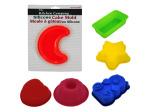 Silicone Cake Mold Assortment