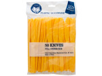 50 pack plastic knives