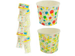 Cool Cupz Printed Ice Cream Cups Clip Strip