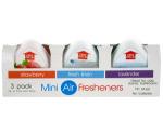 Mini Gel Air Fresheners Set