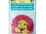 Mommy's Kisses Plush Lion Hot & Cold Gel Pack