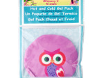Mommy's Kisses Plush Owl Hot & Cold Gel Pack