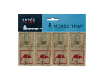 4 pack mouse traps