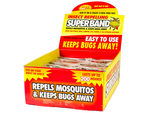 Insect Repelling Bug Bracelet Countertop Display
