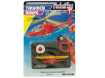 Thunder Hawk Helicopter Pocket Toy